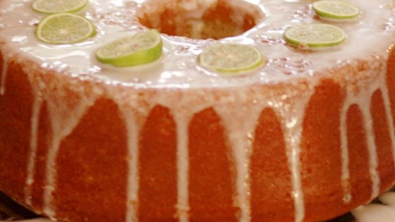 Photo of Key Lime Daiquiri Pound Cake by Christiane Potts