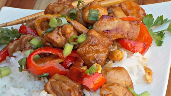 Photo of Spicy Caramel Chicken by Chef John