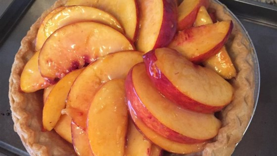 Photo of No Bake Peach Pie by jwilkey