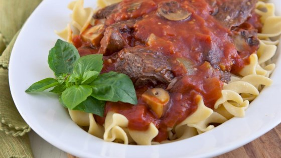 Photo of Melt-in-Your-Mouth Beef Cacciatore by yankeesfan