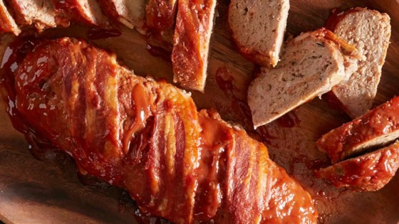 Photo of Turkey and Bacon Meatloaf by Reynolds Kitchens®