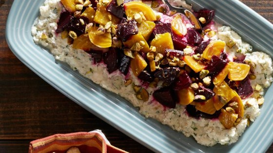 Photo of Roasted Beets with Creamy Feta by Reynolds Kitchens®