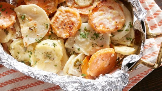 Photo of Root Vegetable Gratin from Reynolds Wrap® by Reynolds Kitchens®
