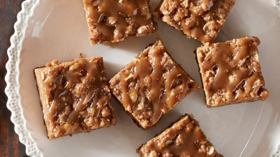 Photo of Pumpkin Caramel Bars by Reynolds Kitchens®