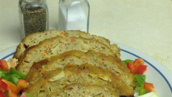 Photo of Tangy Apple Chicken Loaf by mamaluvs2cook