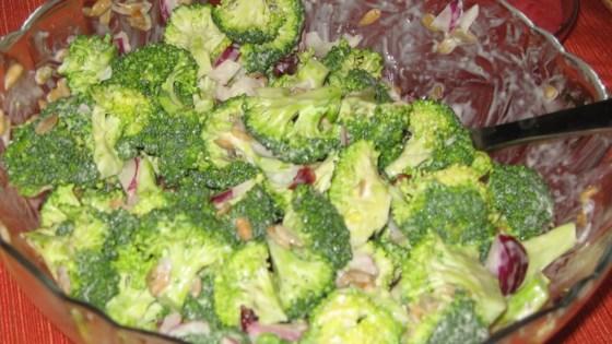 Easy Broccoli Salad I