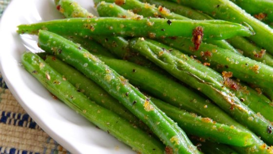 Photo of Sauteed Garden Fresh Green Beans by Cookin Ray