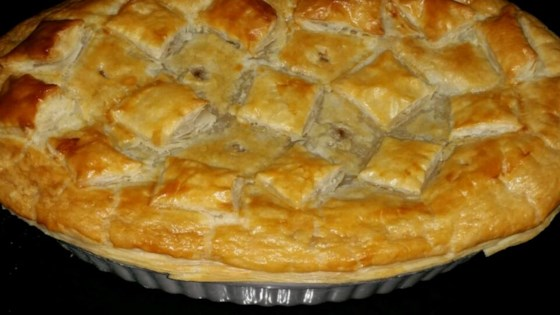 Photo of Steak and Ale Pie with Mushrooms by Mrs. L