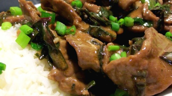 Photo of Mongolian Beef by CHEFANDERSEN