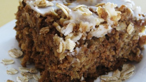 Photo of Banana Oatmeal Crumb Cake by Carol