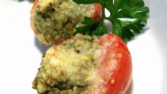 Photo of Pesto Tomatoes by lovedody