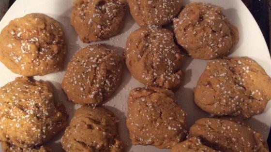 Photo of Pumpkin-Walnut Cookies by Carolyn
