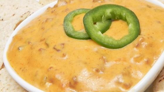 Photo of Mexican Cheese and Hamburger Dip by Angellina