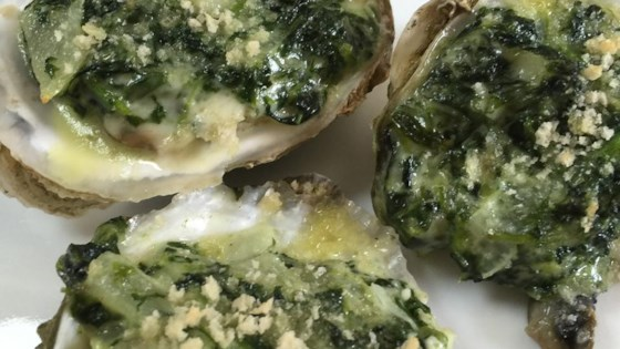Photo of Rockin' Oysters Rockefeller by Cassandra Kennedy