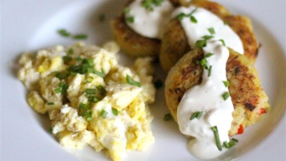 Photo of Spaghetti Squash Hash Browns by qued3point14
