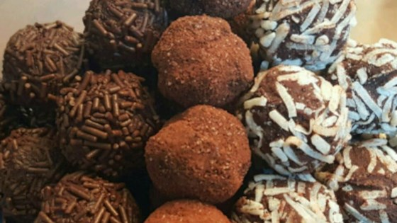 Photo of Rum Truffles by TOO TOO