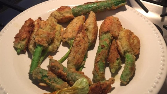 Photo of Fried Squash Blossoms by feebz7