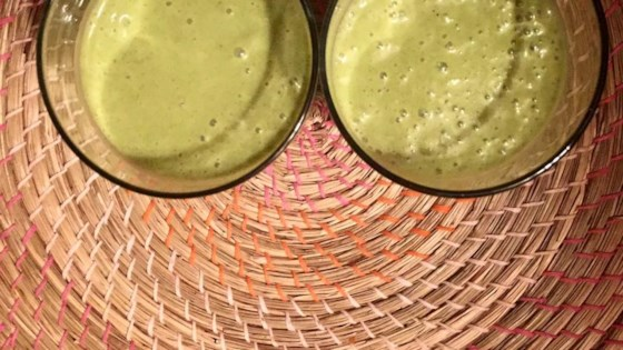 Photo of Moringa Coconut Smoothie by Alli Shircliff