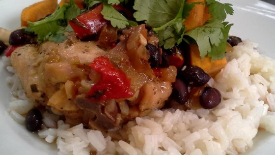 Photo of Slow Cooker Latin Chicken by UpstateNY Cooker