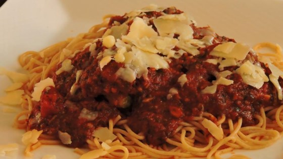 Photo of Vegetarian Eggplant Meatballs by Beaner