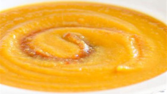 Photo of Butternut Squash Apple Soup by Musselman's® Apple Butter