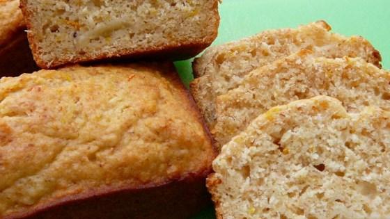 Photo of Pineapple Tangerine Bread by JJOHN32
