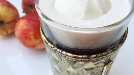 Photo of Creamy Apple Cider Float by Rebecca Mustard