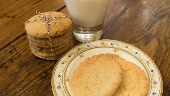 Photo of Muz's Drop Sugar Cookies by twardyyy
