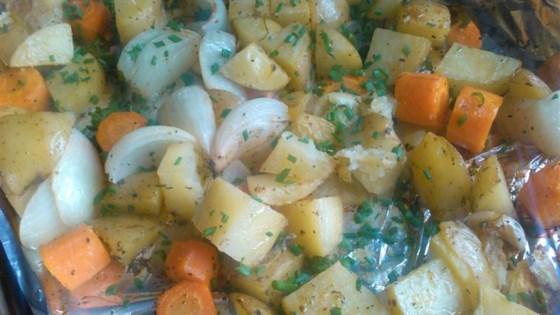 Pantry Potatoes