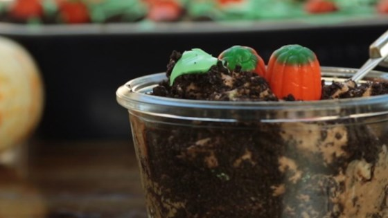 """Dirt Pudding"" Pumpkin Patch"