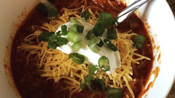 Photo of Chorizo Chili by Mary Nace