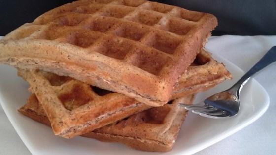 Healthy Multigrain Chia Waffles