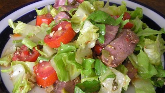 Photo of Steak Salad by Linda
