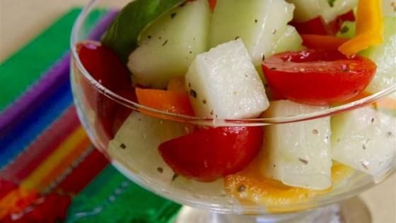 Photo of Honeydew-Grape Tomato Salad by S. Fiegen