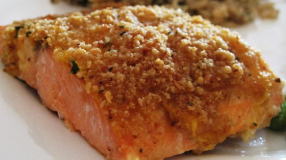 Photo of Baked Salmon Fillets Dijon by CHRISTYJ