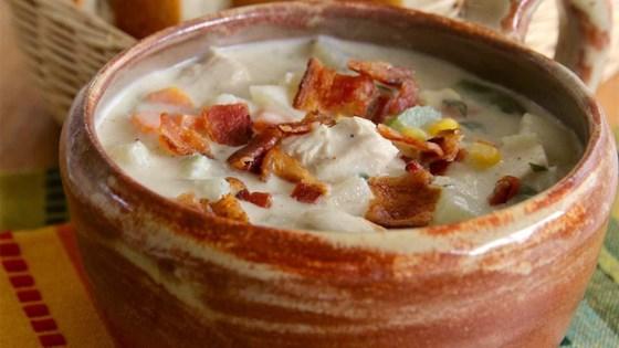 Photo of Turkey-Potato Chowder Recipe by Campbell's Kitchen