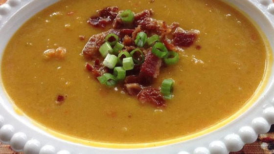 Photo of Holiday Apple Butternut Squash Soup by Campbell's Kitchen
