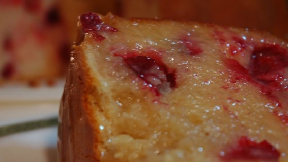 Photo of Ultimate Cranberry Pudding Cake by Lisa Kreft