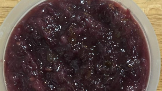 Photo of Quick Cranberry Chutney by empebi