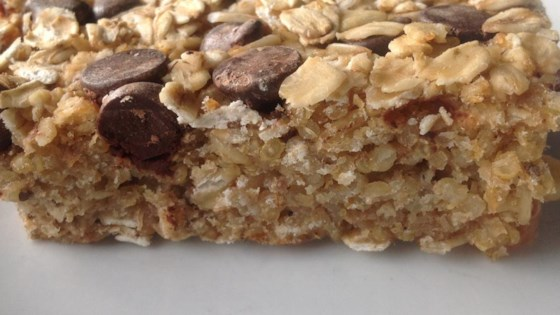 Photo of No-Bake Quinoa Protein Bars by MamaMary
