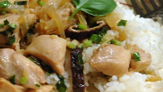 Photo of Thai Chicken with Basil Stir Fry by GABRIELLEDC