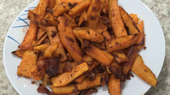 Photo of Bacon-Flavored Sweet Potato Fries by RobertSieg