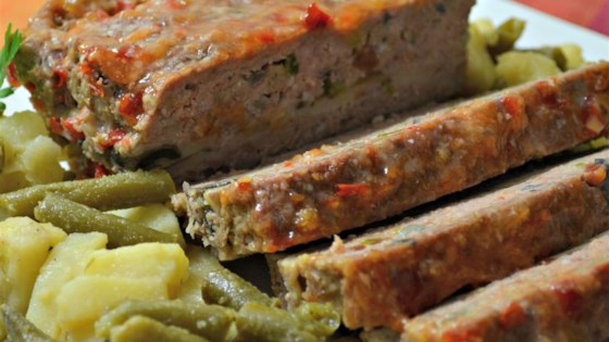 Photo of Mushroom and Swiss Burger Meatloaf by Alta Nesbitt Rees Sieker