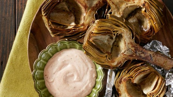 Photo of Oven Roasted Artichokes by Reynolds Kitchens®