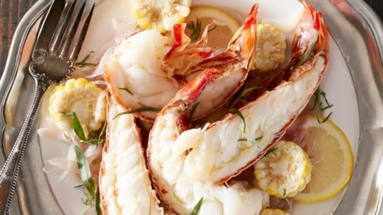 Photo of Tarragon and Lemon Lobster Scampi by Reynolds Kitchens®