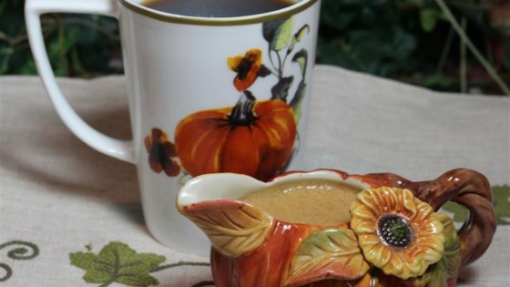 Photo of Clean-Eating Pumpkin Spice Coffee Creamer by Kaylee