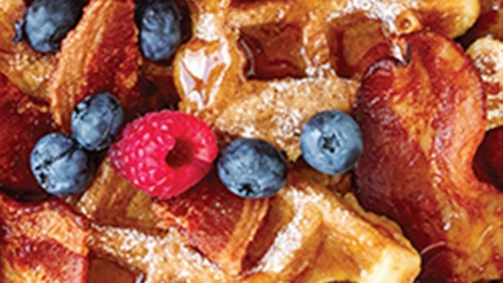 Photo of Bacon Waffle Bake by Smithfield®