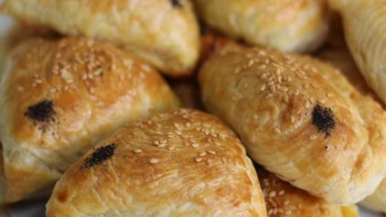 Photo of Mediterranean Puff Pastry Chicken by Rose