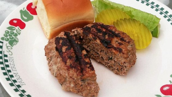 Photo of Turkey Black Bean Burgers by Cathie