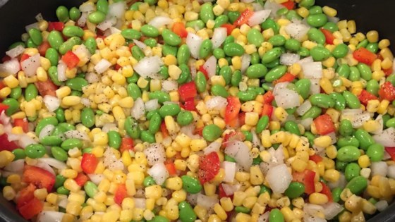 Photo of Soybean Succotash by CHRISTINECHAPPELL